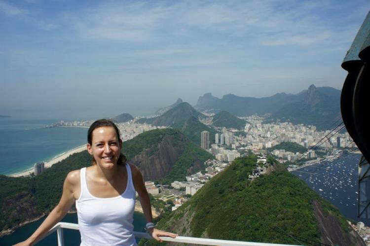 Claire Imaginarium in Rio de Janeiro