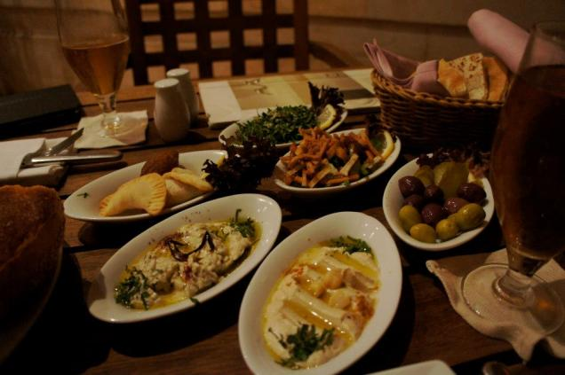Jordan Aqaba food