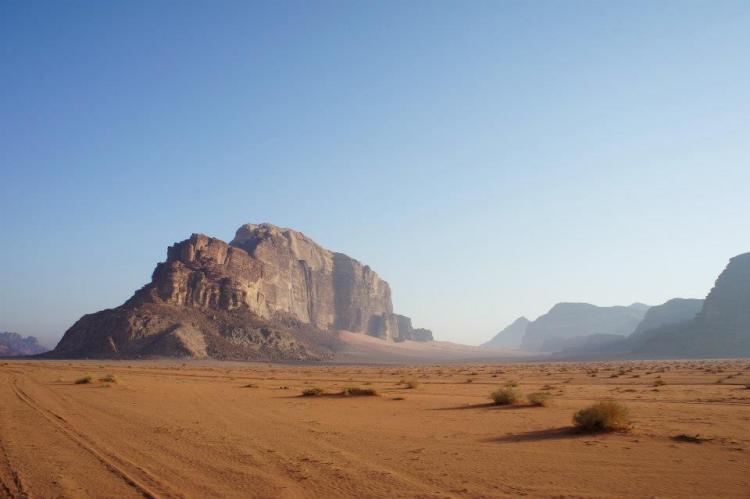 Jordan Wadi Rum