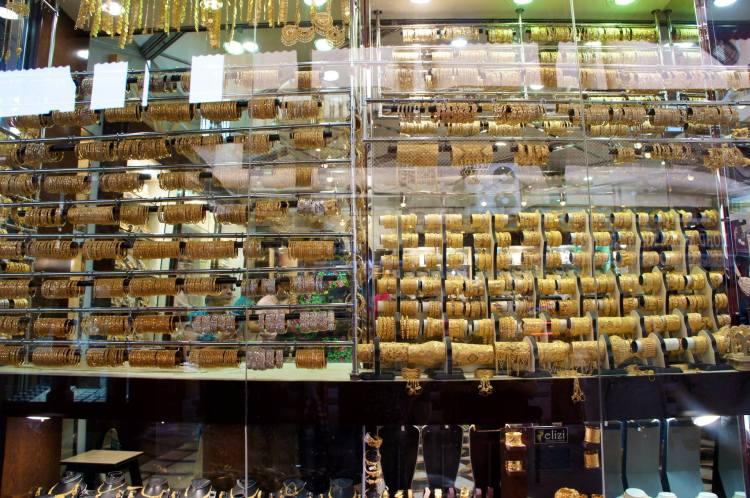Old Dubai Deira jewellery