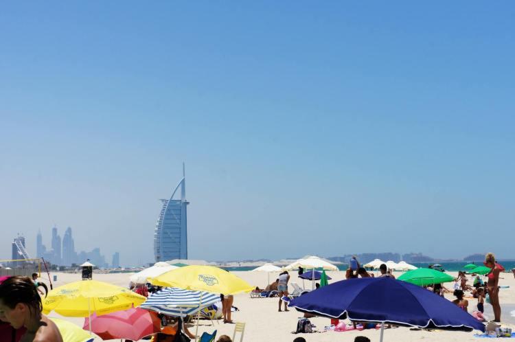 umeirah beach