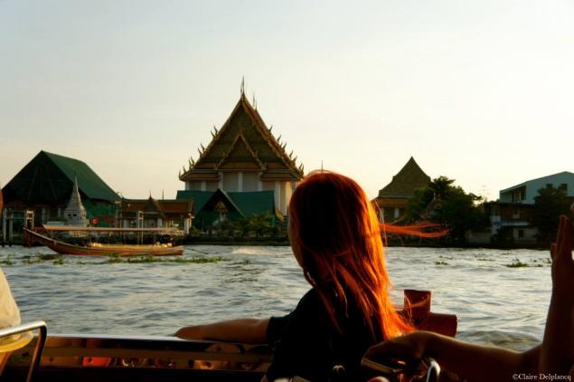 River Bangkok Thailand