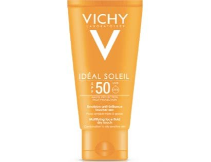 VICHY Ideal Soleil, Mattifying Face Dry Touch SPF 50
