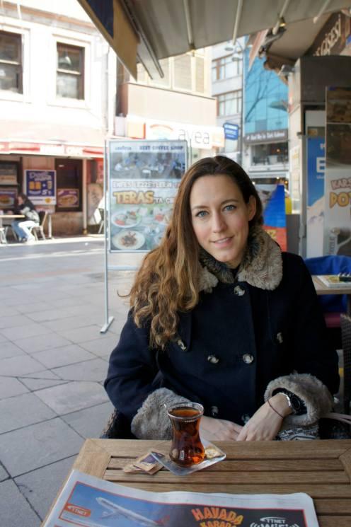 Istanbul Turkish tea