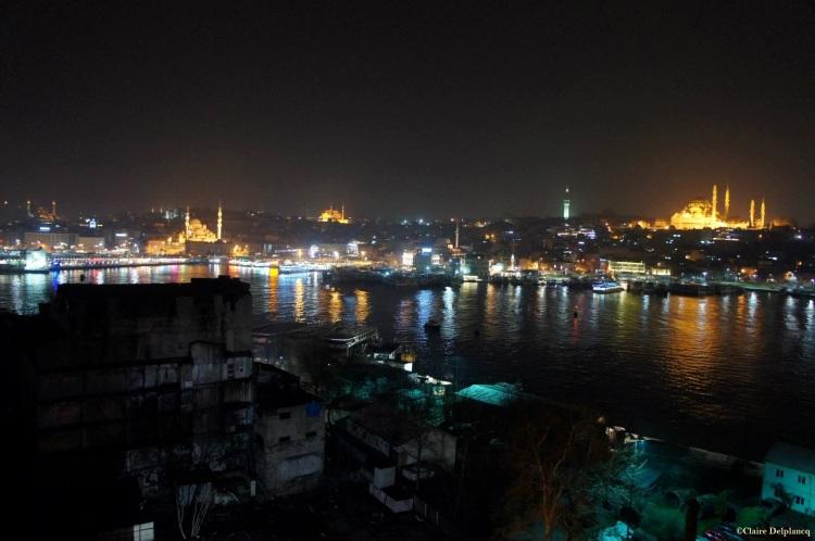 istanbul-bosphorus-night