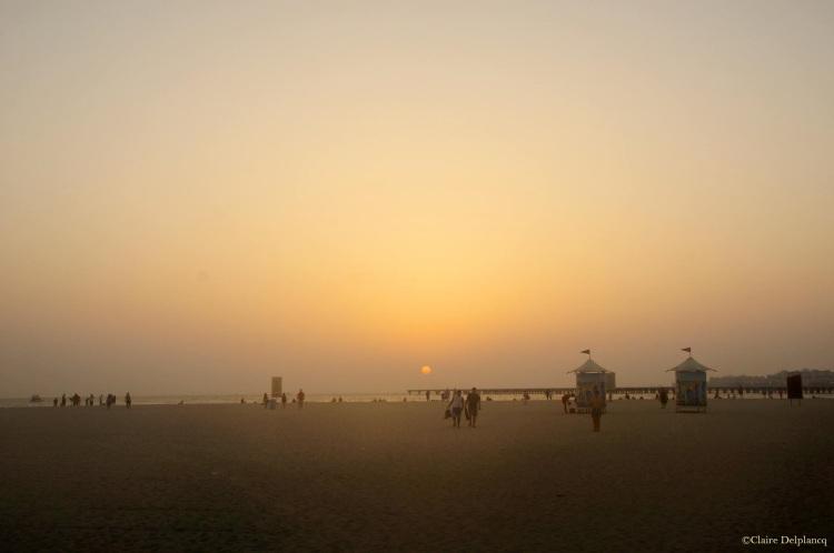 dubai-beach-sunset
