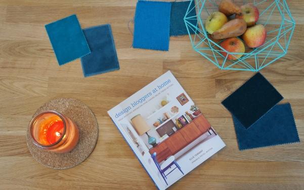 Design bloggers at home Ellie Tennant