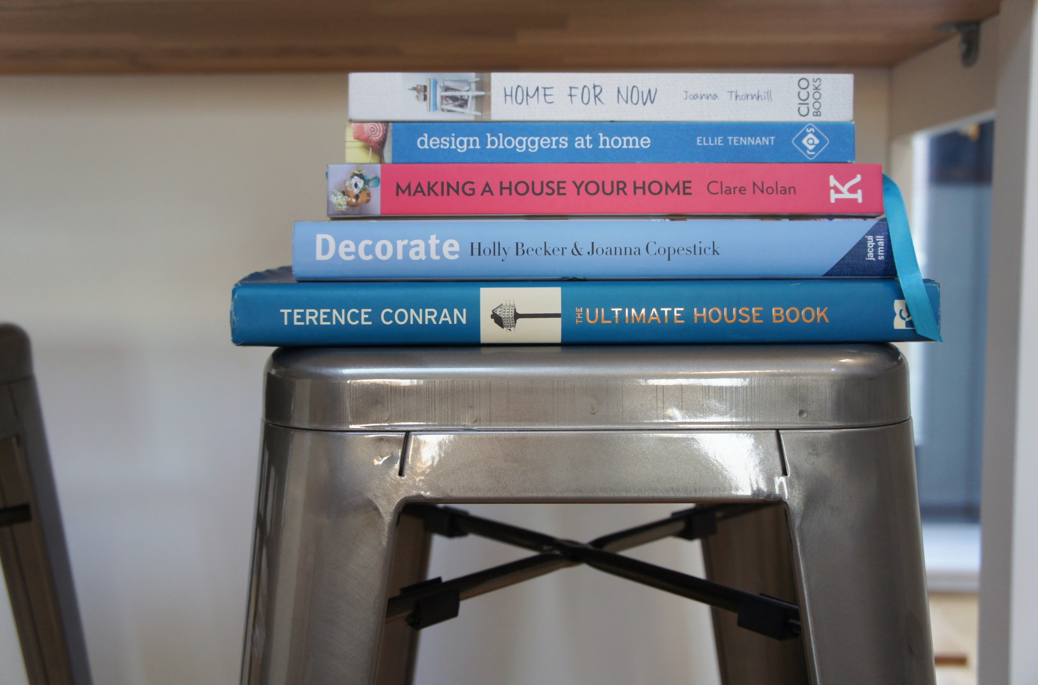 Favourite Interior Design Books