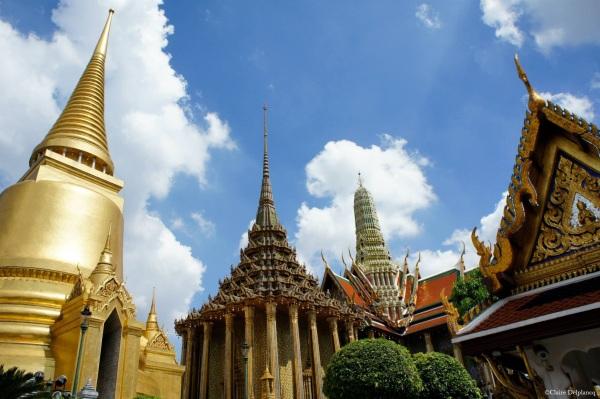 Wat Pho Bangkok Thailand