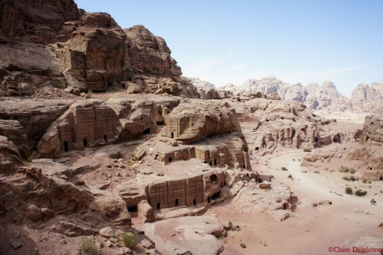 jordan-petra-city-view