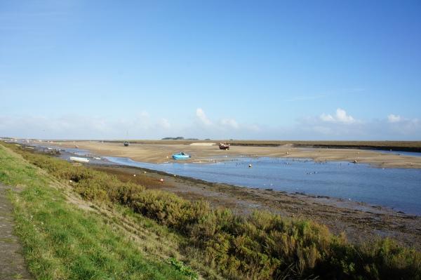 Weekend in Norfolk Wells-next-the-Sea