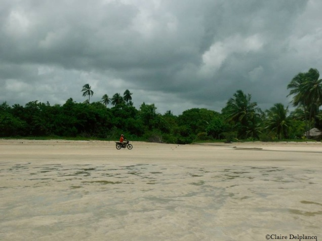 Brazil-beach-motobike