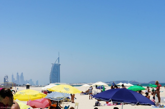 Dubai-beach-burj-al-arab
