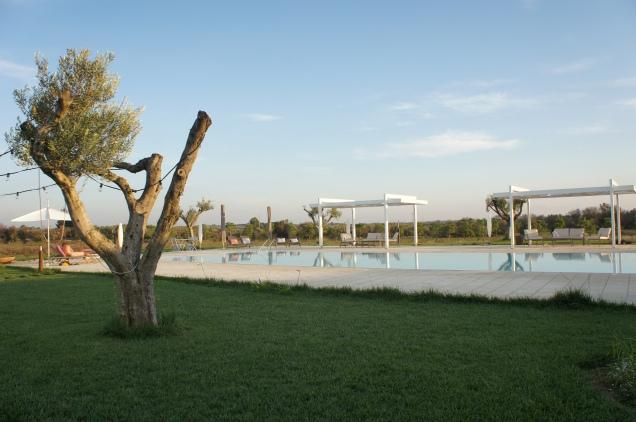 Swimming Pool in Tenuta Yala Puglia