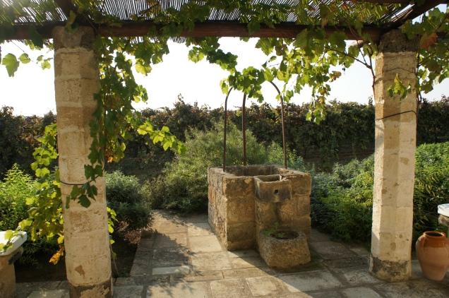 Bedroom view in Tenuta Yala Puglia
