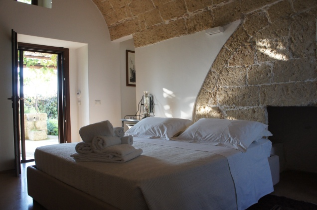 Bedroom in Tenuta Yala Puglia