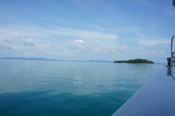 Thailand Koh Phi Phi boat trip
