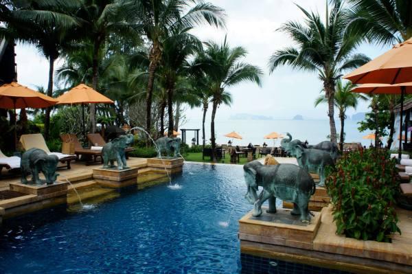 Amari Vogue hotel Thailand Krabi