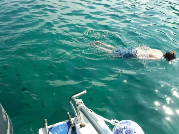 Thailand Phuket boat trip