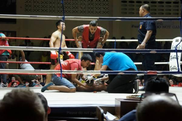 Thai boxing Thailand Phuket