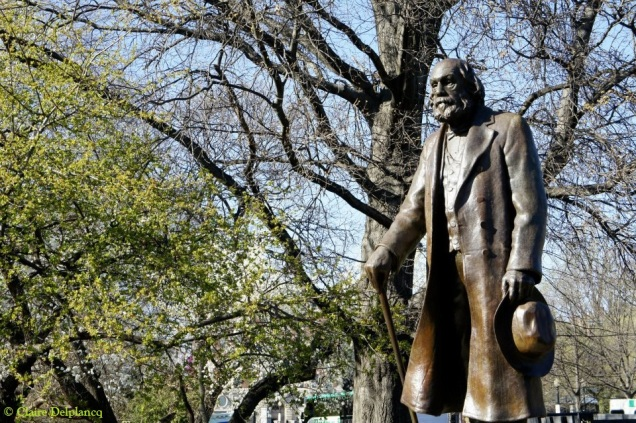 US-Boston-park-Statue