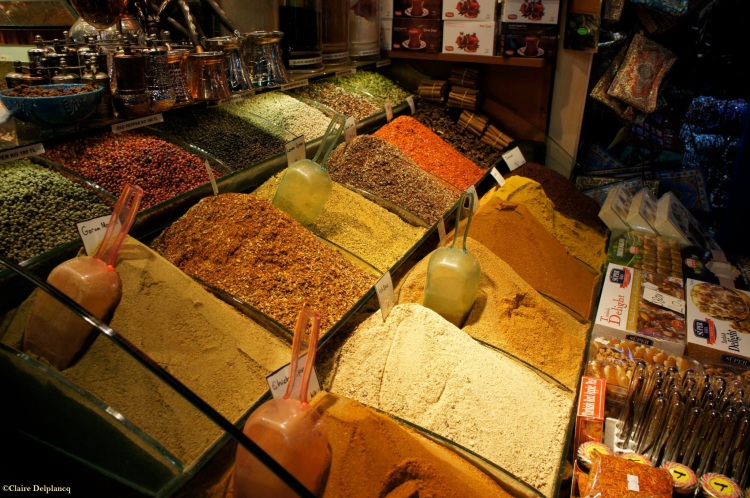 Istanbul-bazaar-spice