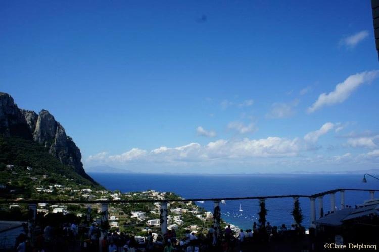 Italy-Capri-island