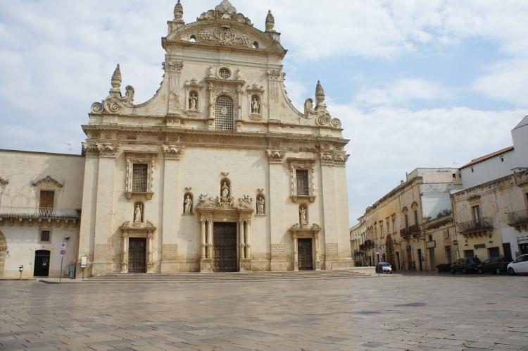Galatina cathedral