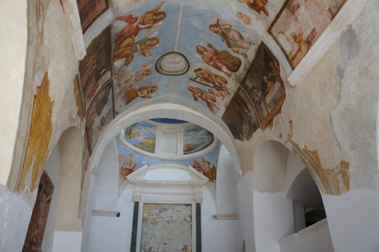 Locorontodo chapel