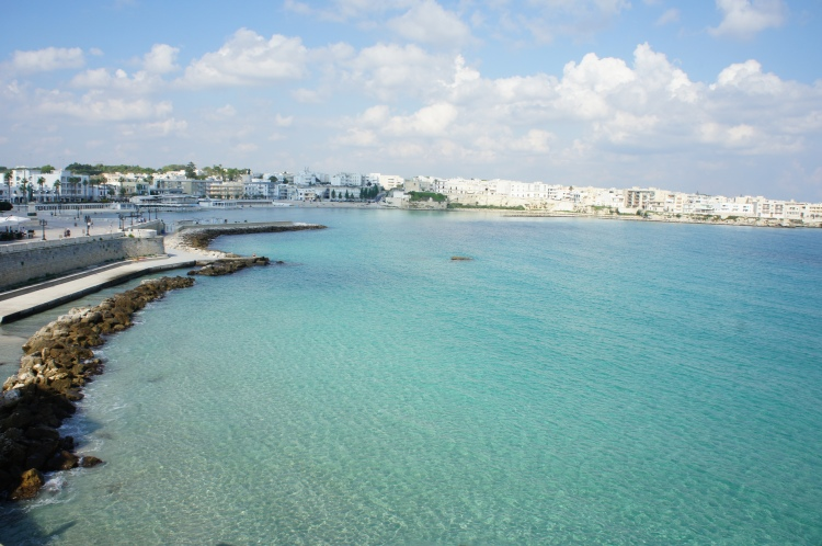 Otranto sea