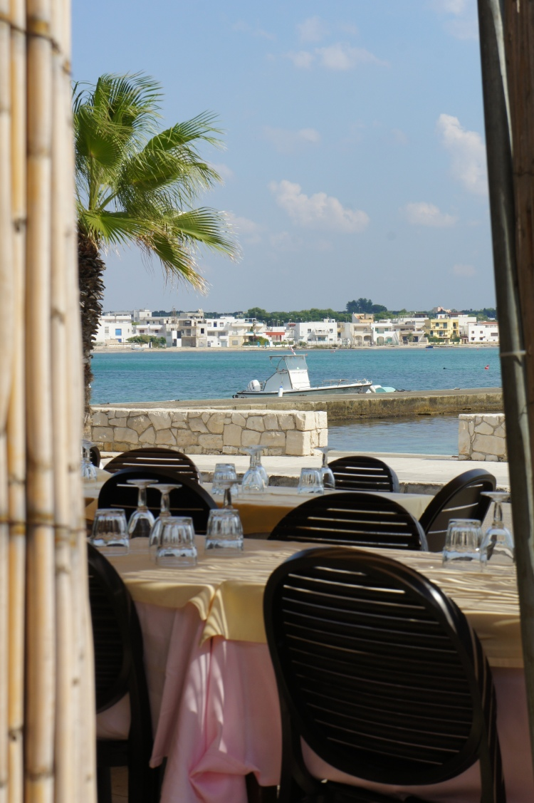 Restaurant in Porto Cesareo