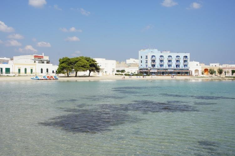 Porto Cesareo beach
