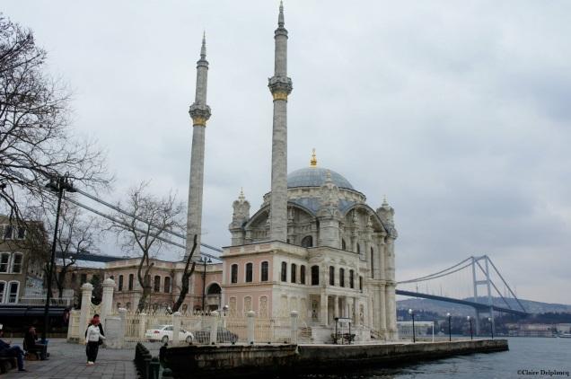 Turkey-Istanbul-Ortaköy-Mosque