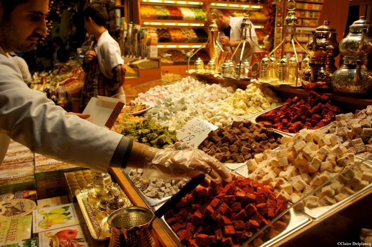 Turkey-Istanbul-Turkish-delights
