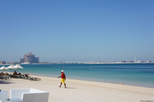 UAE-Dubai-beach-guard