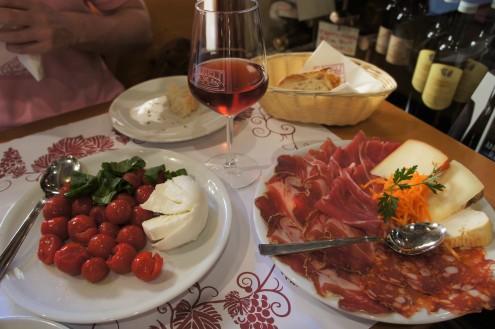 Cul de Sac restaurant Rome