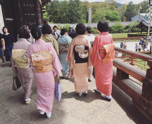 Kimono Nara
