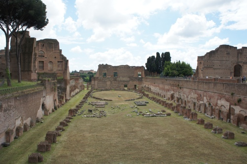 Emperor Augustus palace