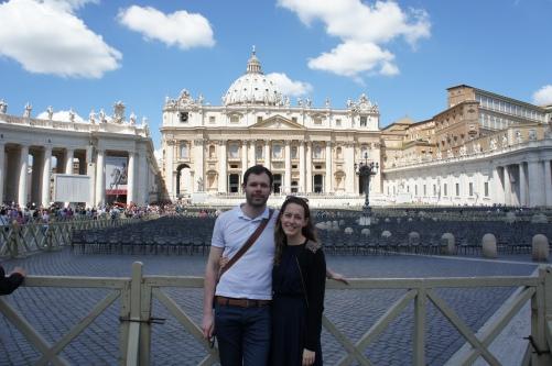 Vatican Basilica St Pietro