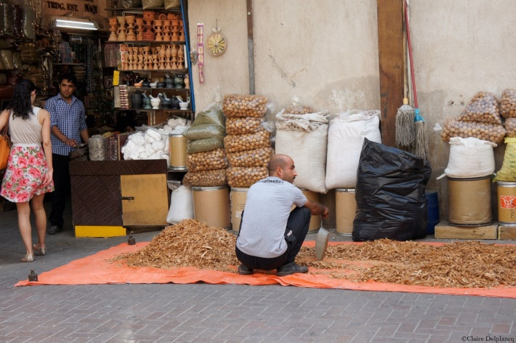 Dubai-old-spice-bazaar