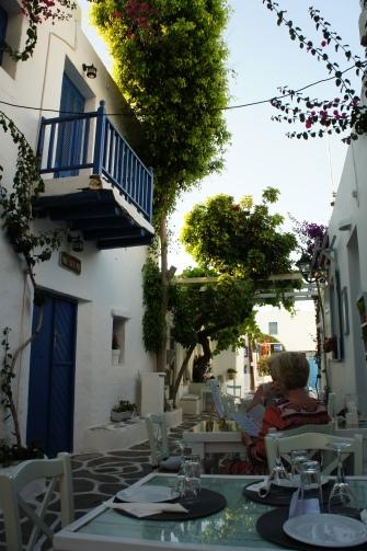 Paros Naoussa Soso restaurant