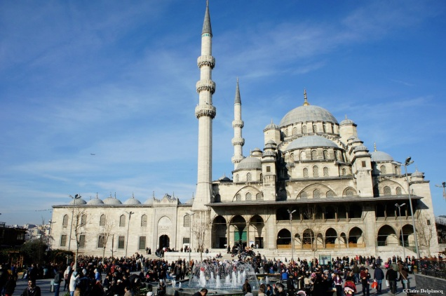 Istanbul-mosque-square