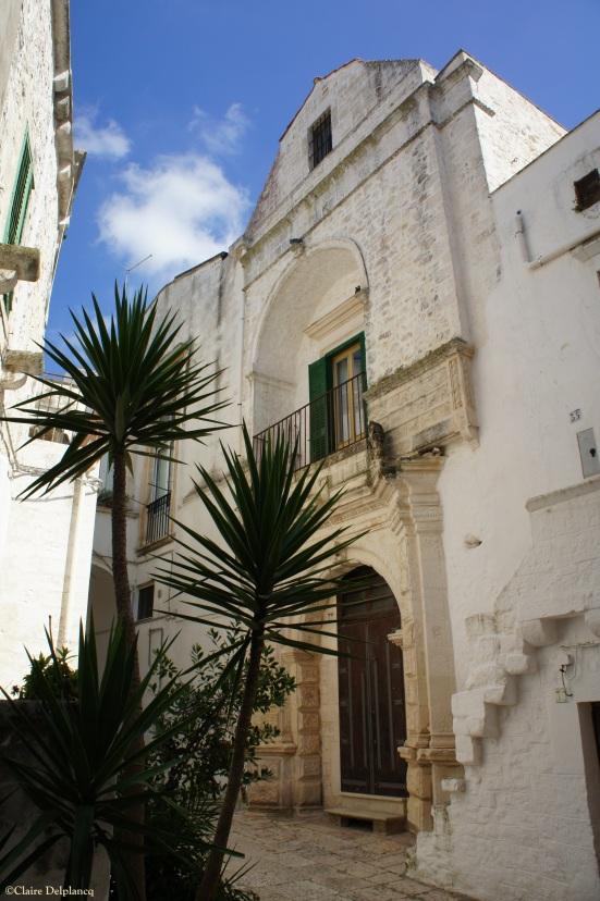 Street Cisternino Puglia