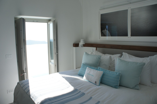 Honeymoon suite Grace Hotel Santorini