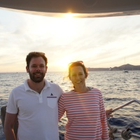 Sunset Cruise - Santorini, Greece