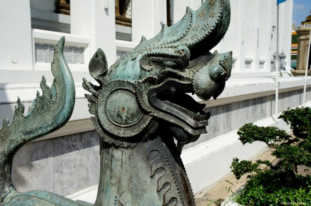 Thailand-Bangkok-Wat-Pho-dragon
