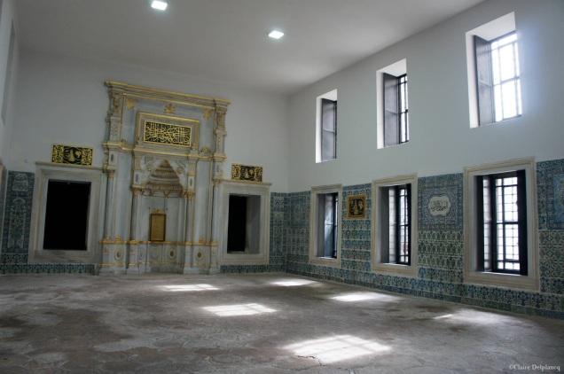 Turkey Istanbul Topkapi palace harem