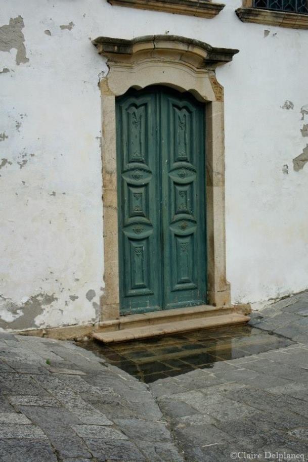 Door Paraty Brazil