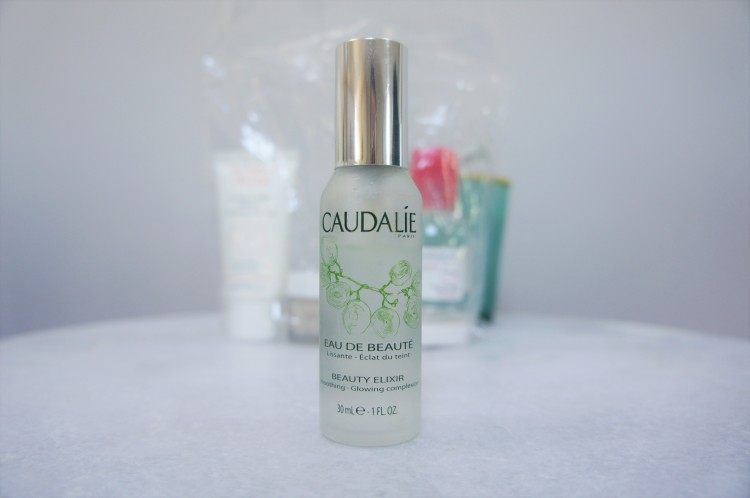 carry on skincare caudalie beauty elixir