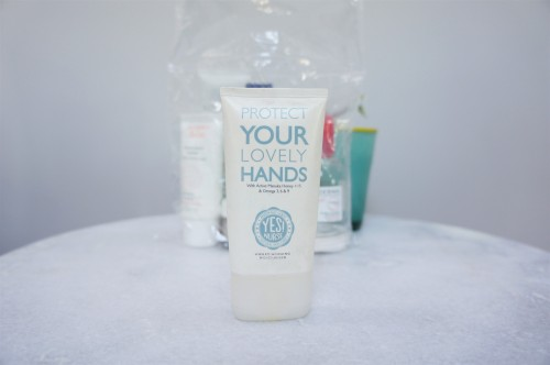 carry on skincare yes nurses hand cream